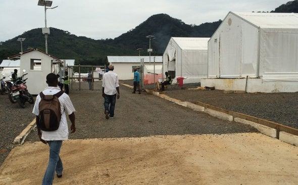Ebola: An Eyewitness Account from Sierra Leone, Dec. 7