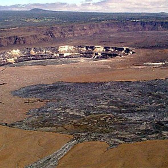 News Bytes of the Week--Smoldering Hawaiian volcano an ongoing geologic hottie