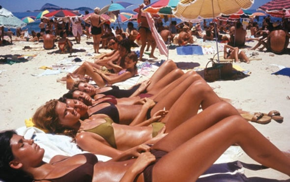 Yes, You Can Become Addicted to Tanning