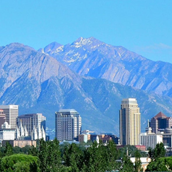 If Salt Lake City's CO2 Emissions Can Be Monitored, Can China's?