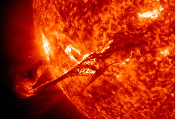 Future Solar Storms Could Cause Devastating Damage