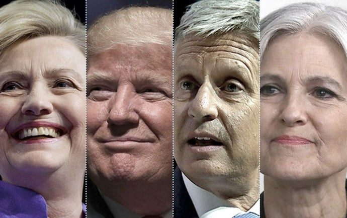 Grading the Presidential Candidates on Science
