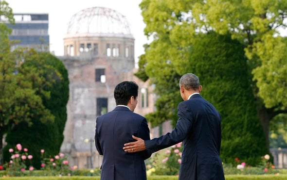 The Trillion-Dollar Question Obama Did Not Answer in Hiroshima