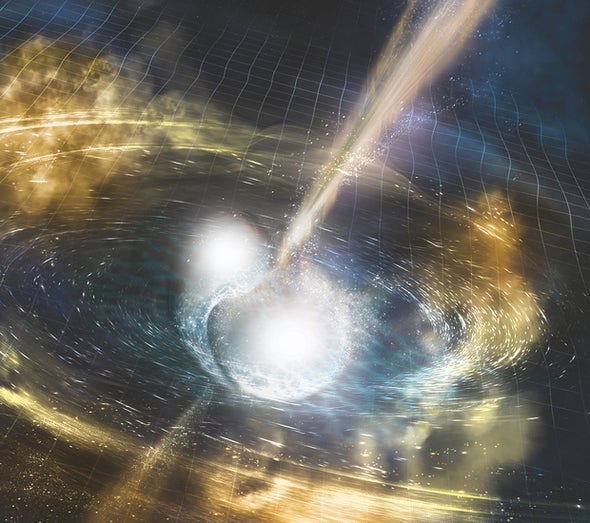 "The Gravitational-Wave ""Revolution"" Is Underway"