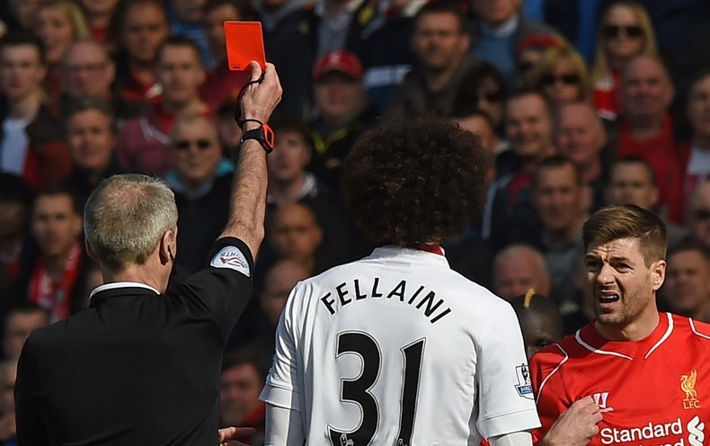 Elite Soccer Refs Have Eagle-Eye Ability for Spotting Foul Play