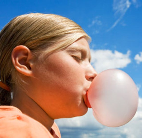 Fact or Fiction?: Chewing Gum Takes Seven Years to Digest