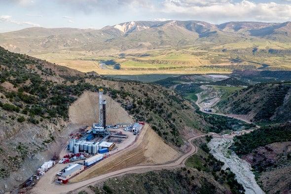 Methane Is on an Alarming Upward Trend