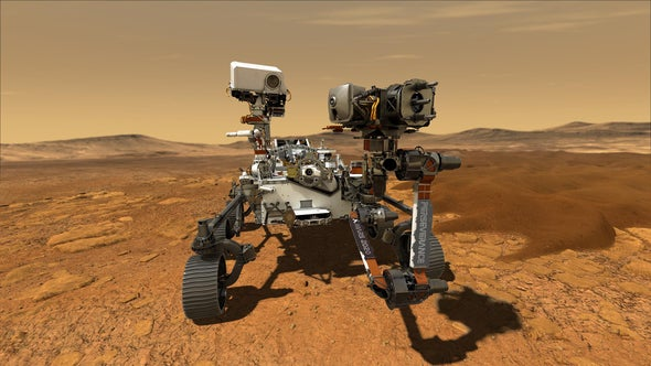 The Mars Rover and the Story of a Curious Little Girl