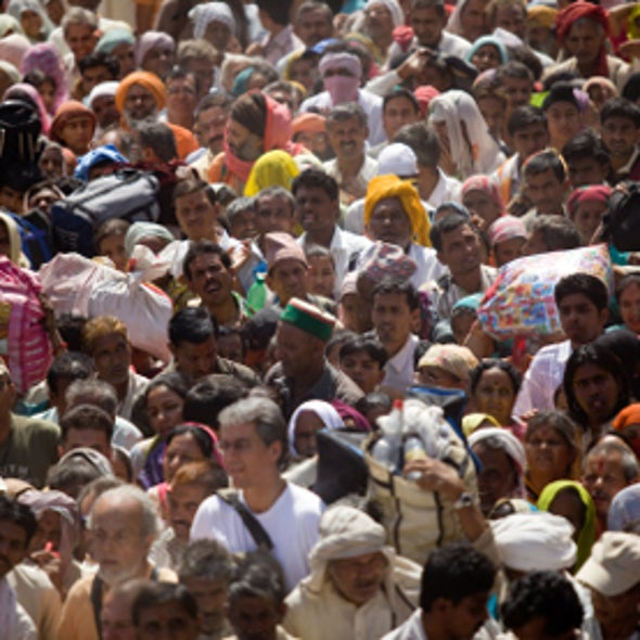 Human Population Reaches 7 Billion--How Did This Happen and Can It Go On?