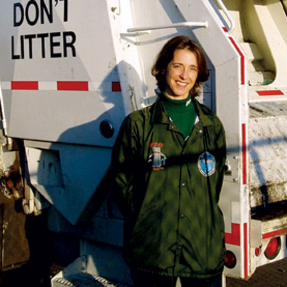 Trash Is Her Treasure: A Profile of a Sanitation Anthropologist