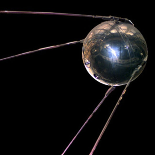Sputnik Hype Launched One-Sided Space Race