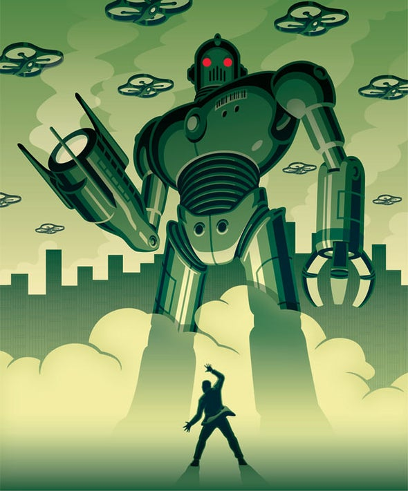 Do We Need to Prepare for the Robot Uprising?