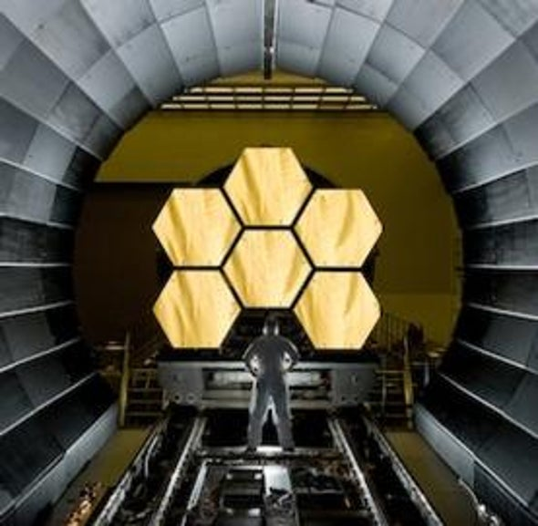 Hubble Telescope Successor Could Get a Financial Lifeline