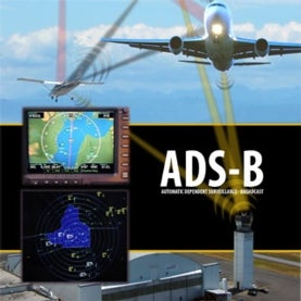 ADS-B, satellite, radar, FAA