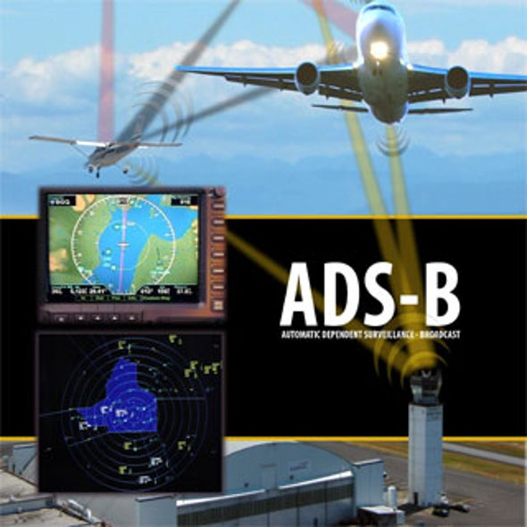 Feds Push Satellite Technology to Make Skies (and Runways) Friendlier