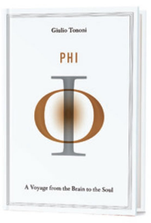 Recommended: <i>Phi: A Voyage from the Brain to the Soul</i>