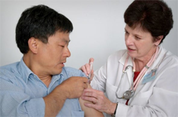 CDC Recommends Booster Shots for Whooping Cough Outbreak
