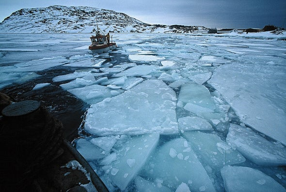 Once Stable Greenland Glaciers Face Rapid Melt