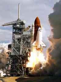 Solid Nitrogen Fuel Could Lighten Rocket Load