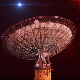 """A Brilliant Flash, Then Nothing: New """"Fast Radio Bursts"""" Mystify Astronomers"""
