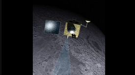 Beyond the Shadow of a Doubt, Water Ice Exists on the Moon