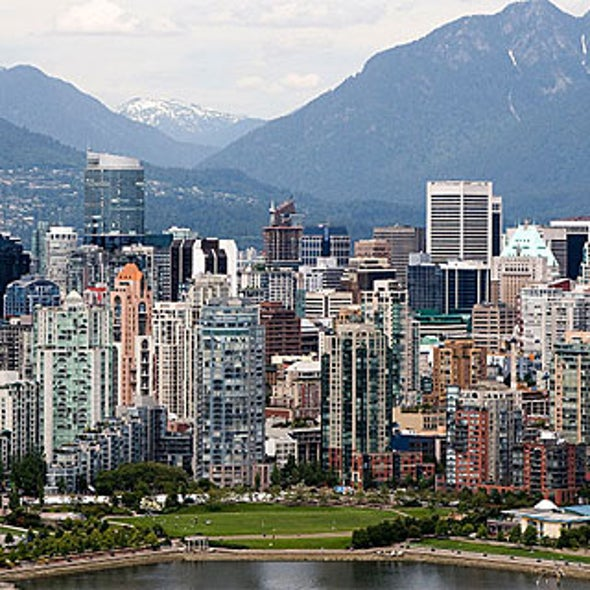 Vancouver's Green Efforts for the 2010 Winter Games