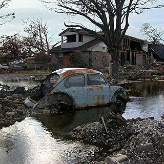 When the Levee Breaks: Is the Culprit Rain--Or Overdevelopment?