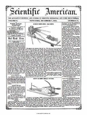 December 07, 1850