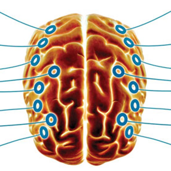 Signal for Consciousness in Brain Marked by Neural Dialogue