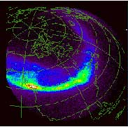 Wriggling Energy Source May Power Auroras