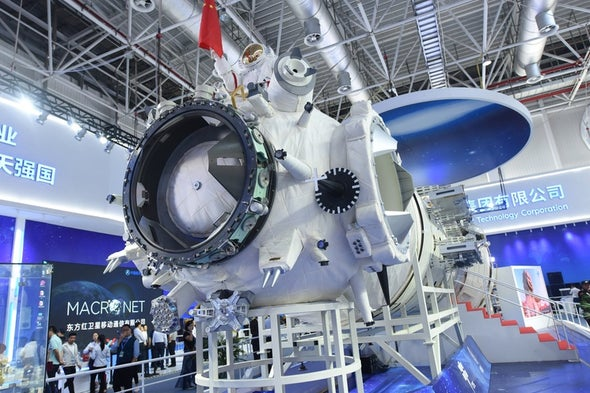 China Reveals Scientific Experiments for Next Space Station