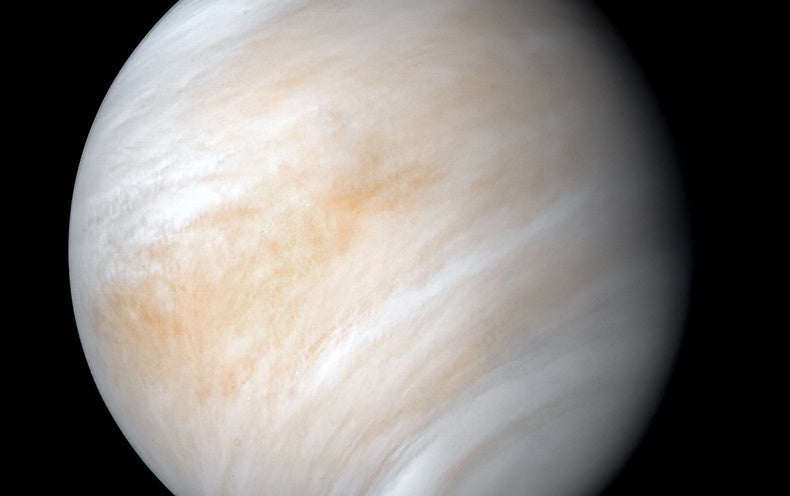Life on Venus Claim Faces Strongest Challenge Yet