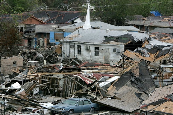 Disaster Loans Entrench Disparities in Black Communities