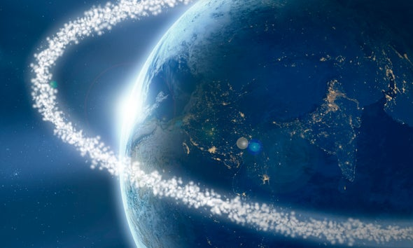 Relentless Rise of Space Junk Threatens Satellites and Earth