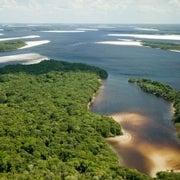 Could the Oceans Rise Enough to Reverse the Flow of Rivers?