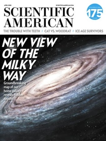 Scientific American Volume 322, Issue 4