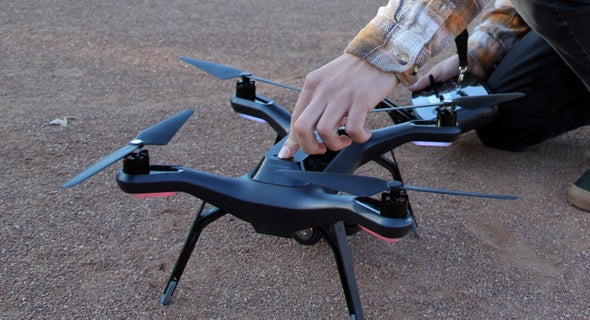 Drones Could Help Biologists Tally Birds