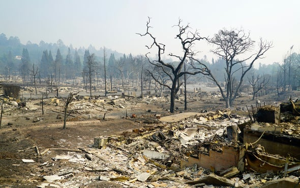 California Wildfire Survivors Are Building Back--at a Cost
