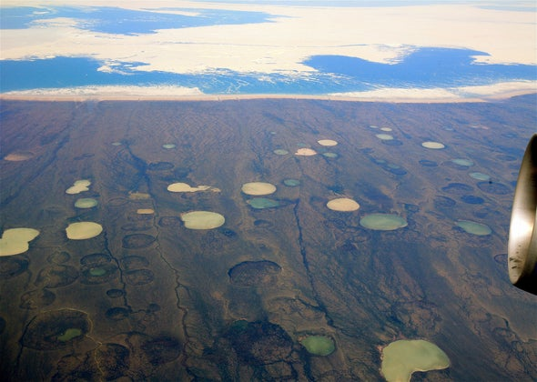 Melting Permafrost Could Affect Weather Worldwide