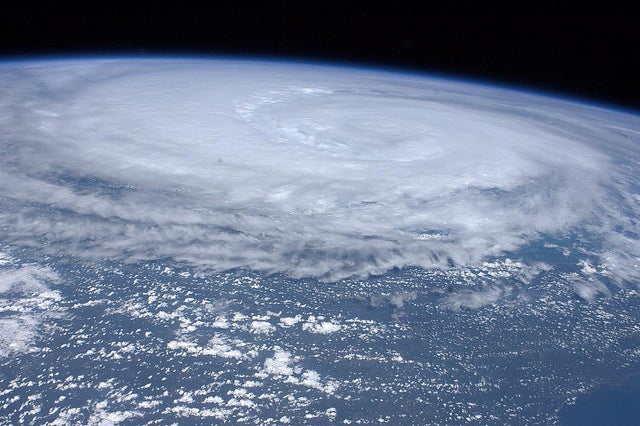 Hurricanes Can Inflict Major Damage Beyond Their Predicted Paths