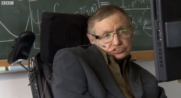 Stephen Hawking: So Here's How It All Happened without God