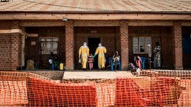 Violence Propels Ebola Outbreak toward 1,000 Cases
