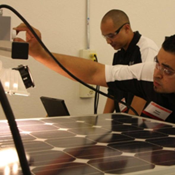 Avoiding Sun Burn: Rooftop Solar Panel Safety Tests