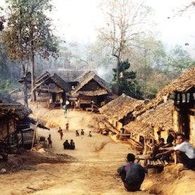 malaria resistance thailand
