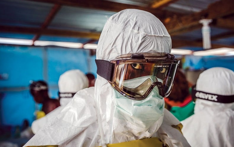 Training Gains Toehold For >> New Hope For Ebola Scientific American