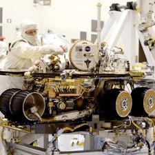 model spirit rover stuck - photo #39