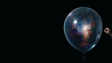 Cosmic Inflation Theory Faces Challenges