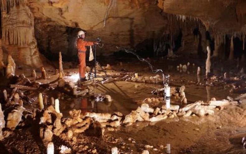 Ancient Sculpture Garden Was Built by Neanderthals