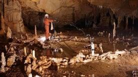 Ancient Sculpture Garden Was Built by Neandertals