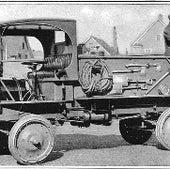 Utility Truck: